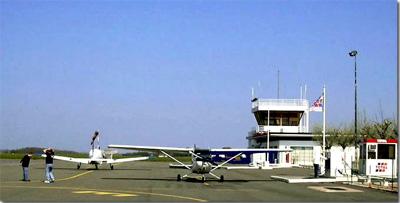 Aeroport de l'ile d'Yeu